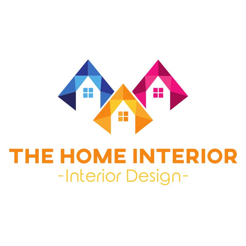 The Home Interior Logo Design