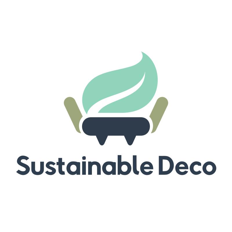 Sustainable Deco Logo Design