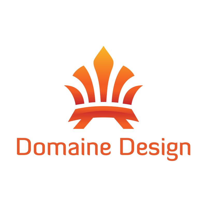Domaine Design Logo Design