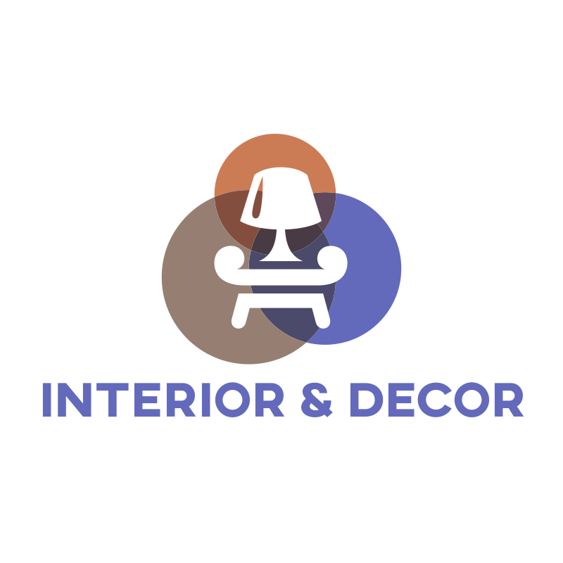 Interior & Deco Logo Design