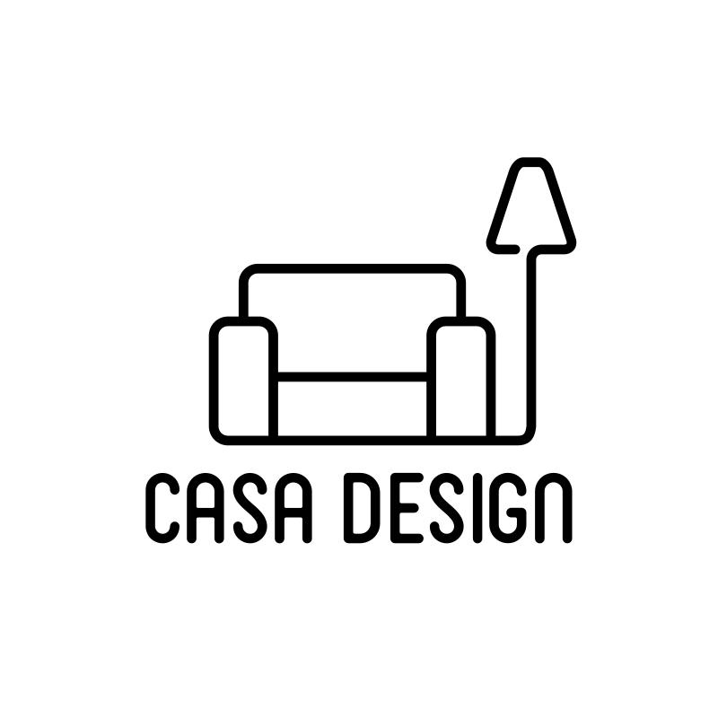 Casa Design Logo Design
