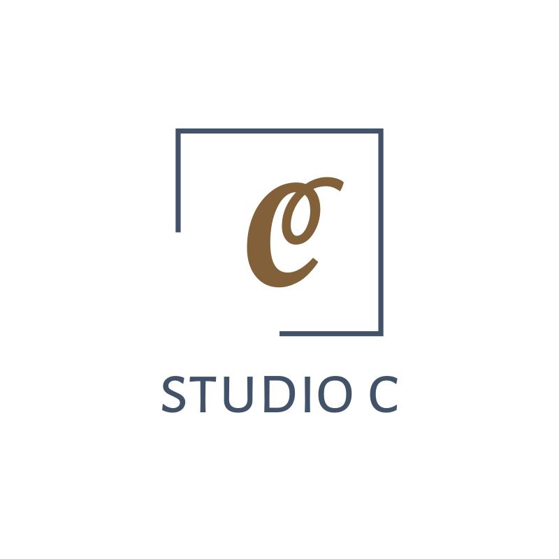 Studio C Logo Design