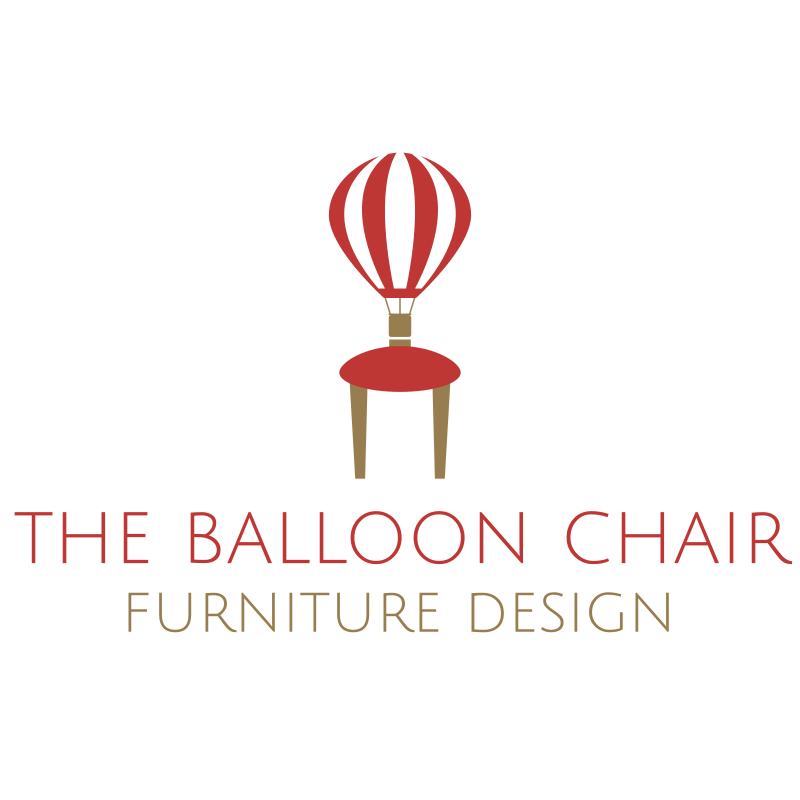 The Balloon Chair Logo Design