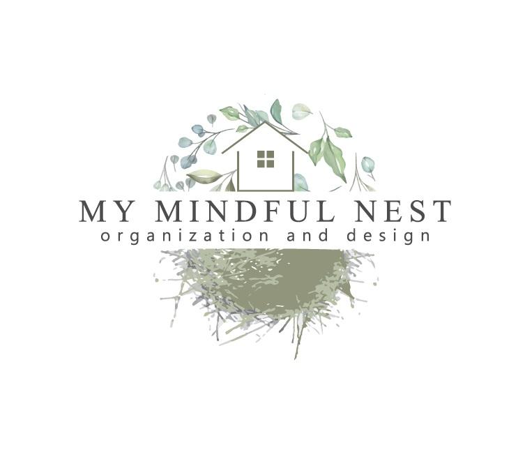 My Mindful Nest Interior Design Studio Logo Design by FreshDESIGNS!