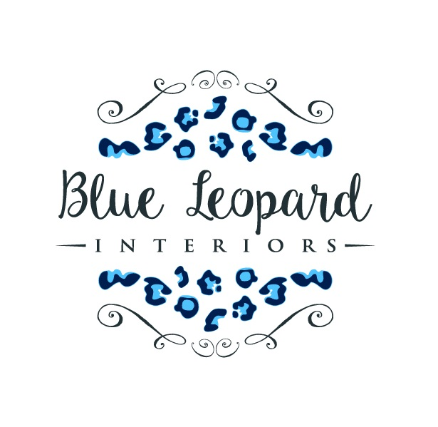 Blue Leopard Interiors Logo Design by dharly