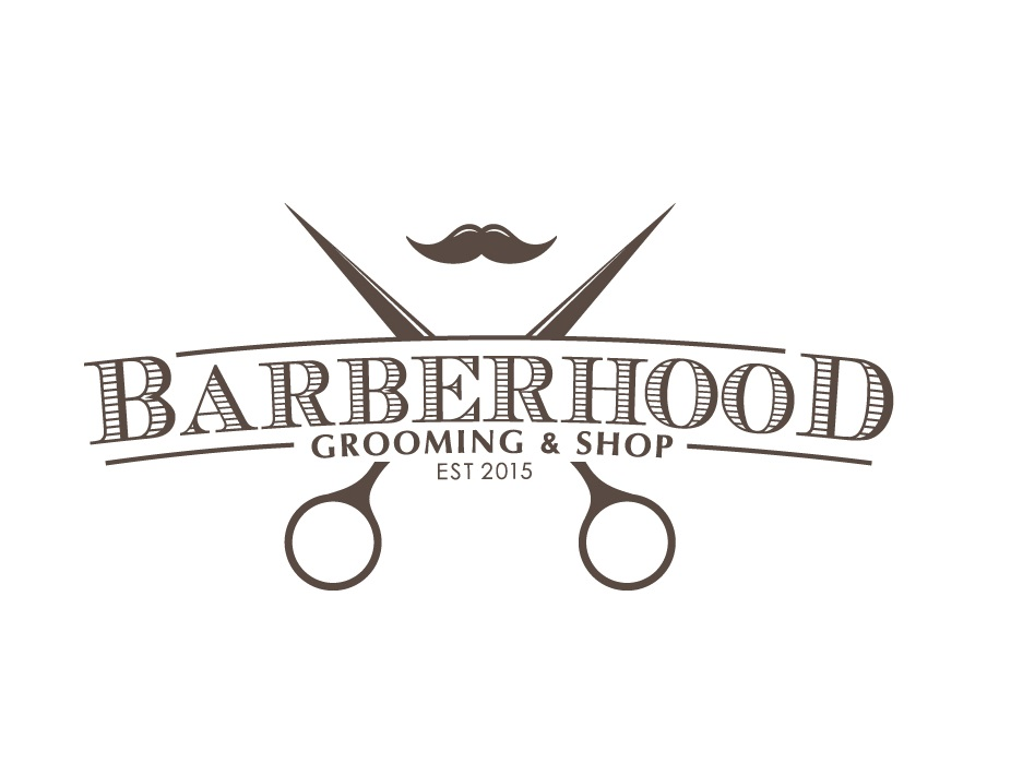 Barber Grooming & Shop Logo Design by m_designs