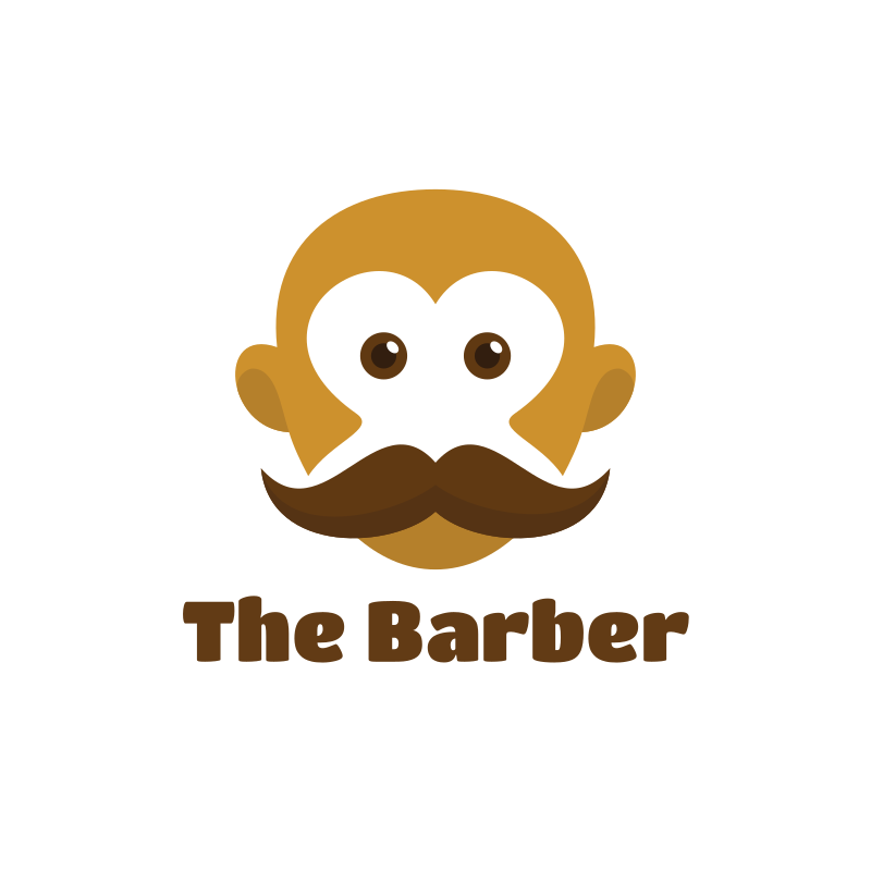 The Barber Logo Design