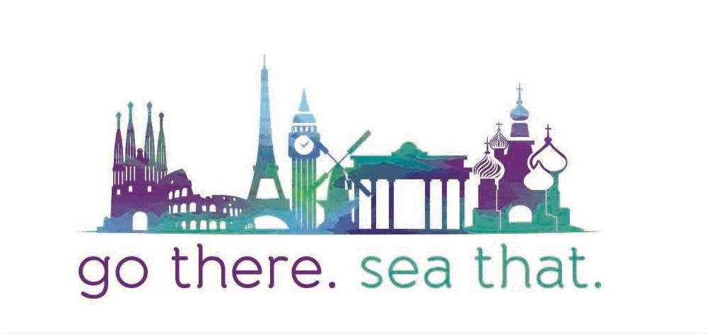 Watercolor Travel Agency Logo Design by Digital Waltz