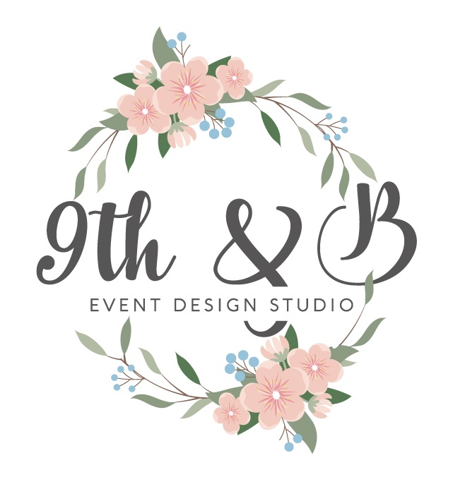 9th & B Logo Design by Nihad Ceferov