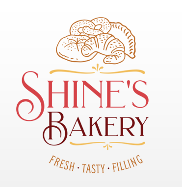 Croissants and Bakery Goods Logo Design by Bisuality