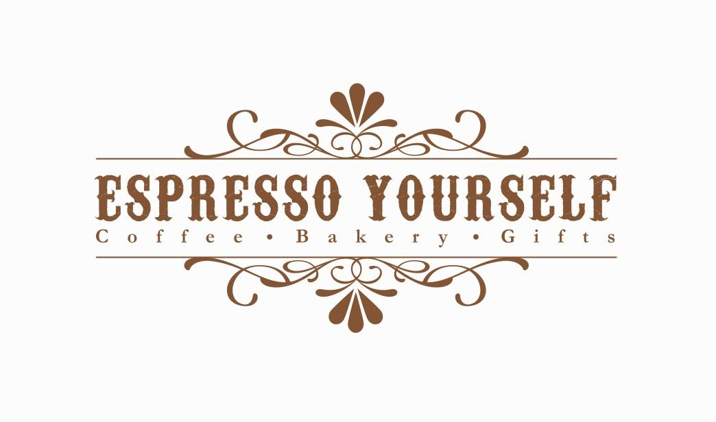 Espresso Yourself Logo Design by Yoyo' Desart