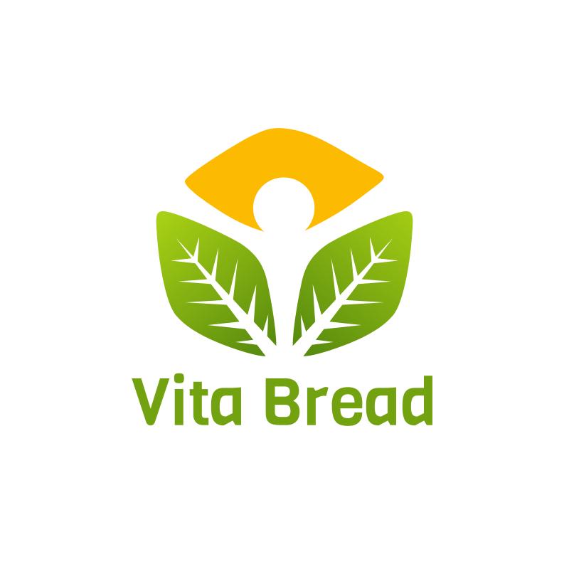 Vita Bread Logo Design