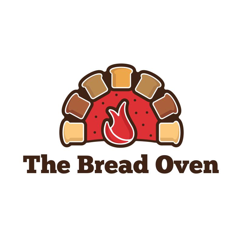 Bread Oven Logo Design