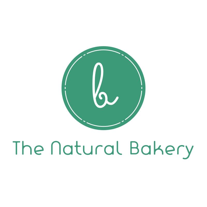 The Natural Bakery Logo Design