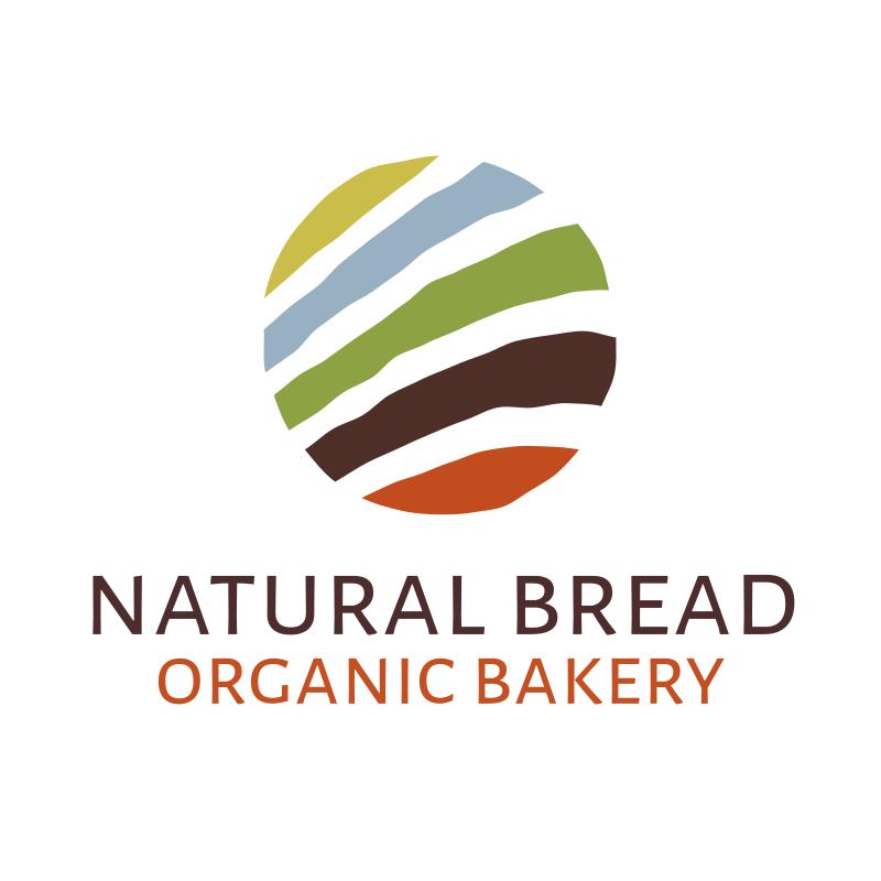 Natural Bread Logo Design