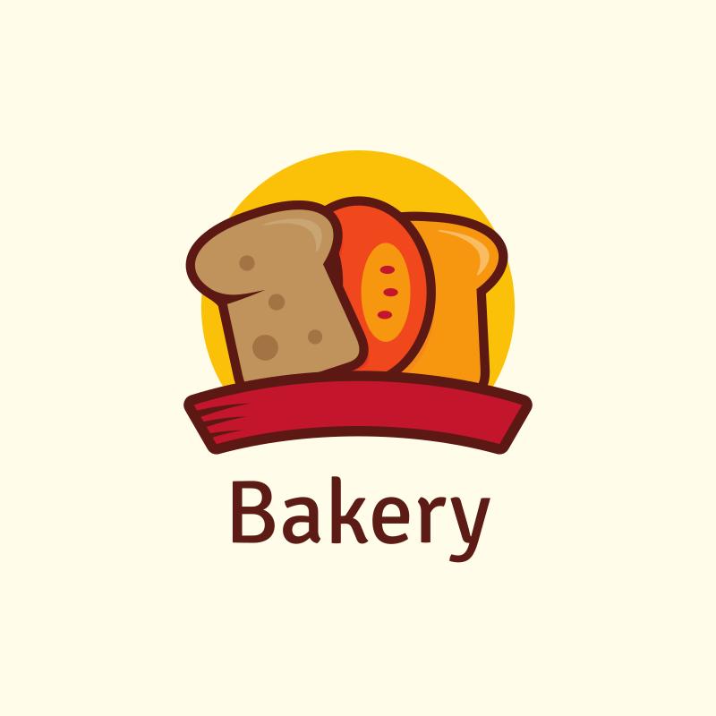 Bread Slices Logo Design