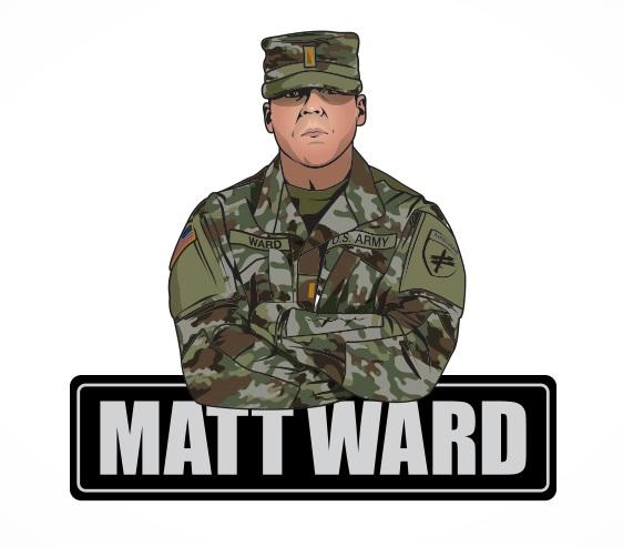 Matt Ward YouTube Logo Design by ArtTank