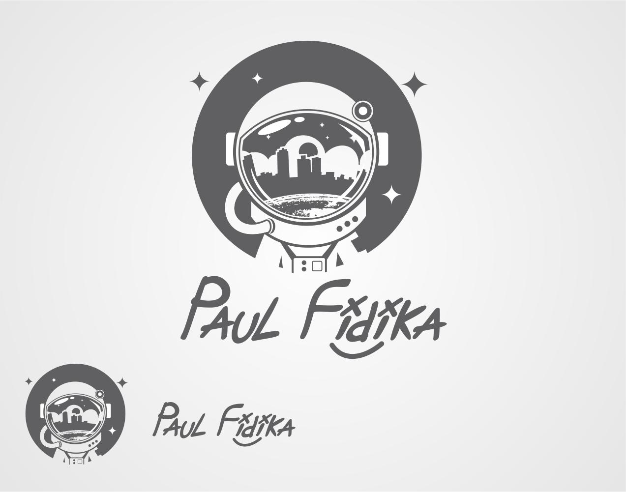 Paul Fidika YouTube Channel Logo Design by Ritme