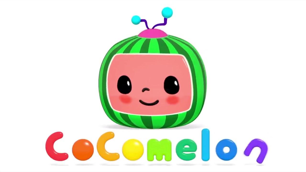 Cocomelon YouTube Logo Design