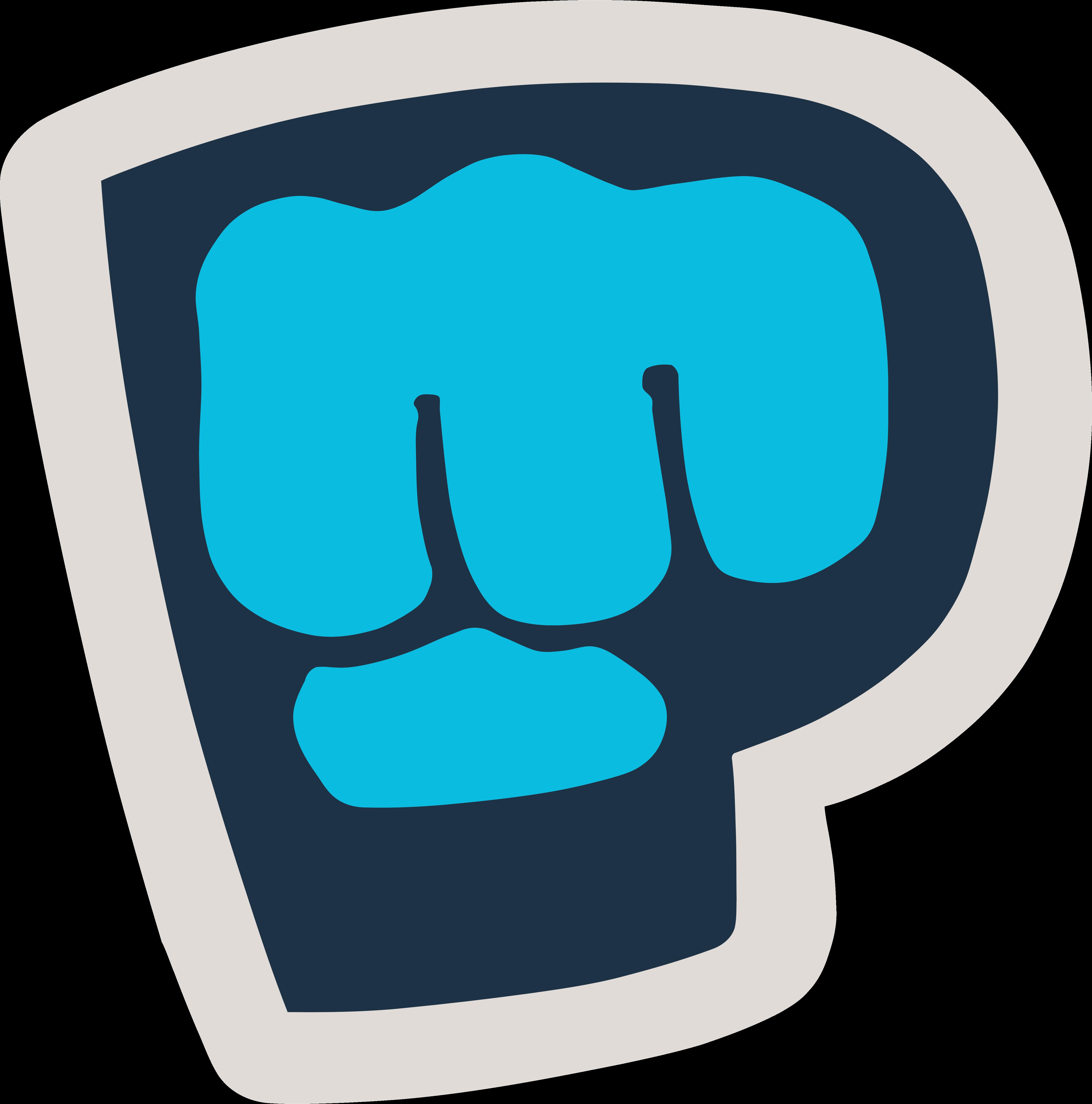 YouTube PewDiePie Logo Design