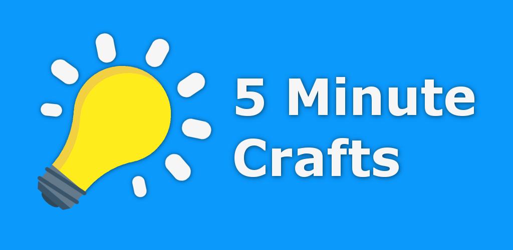 5-Minute Crafts YouTube Logo Design