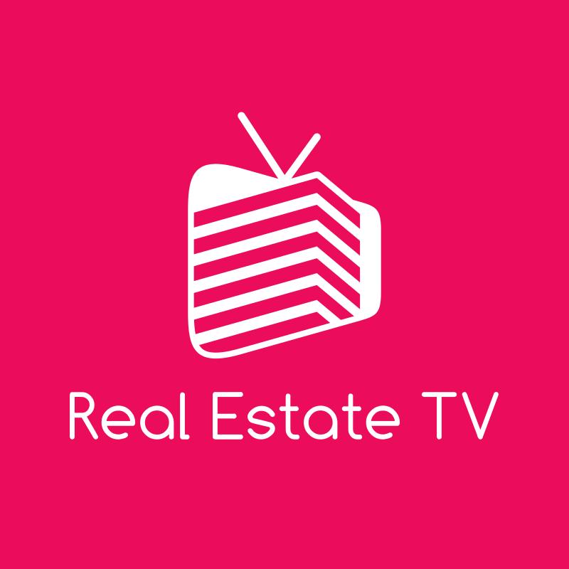Real Estate TV YouTube Logo Design