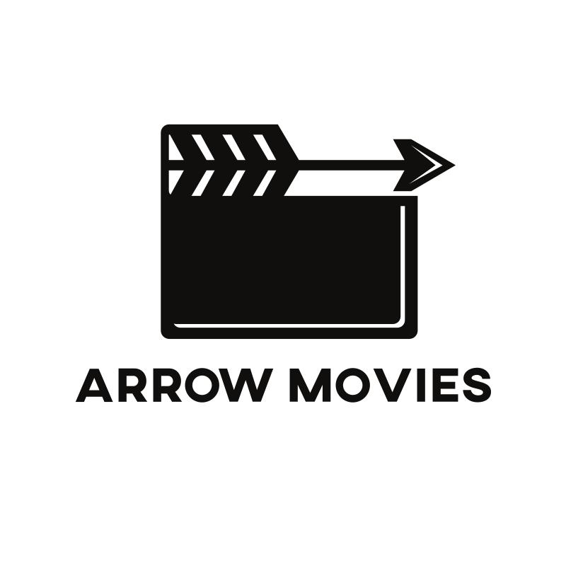 Arrow Movies YouTube Logo Design