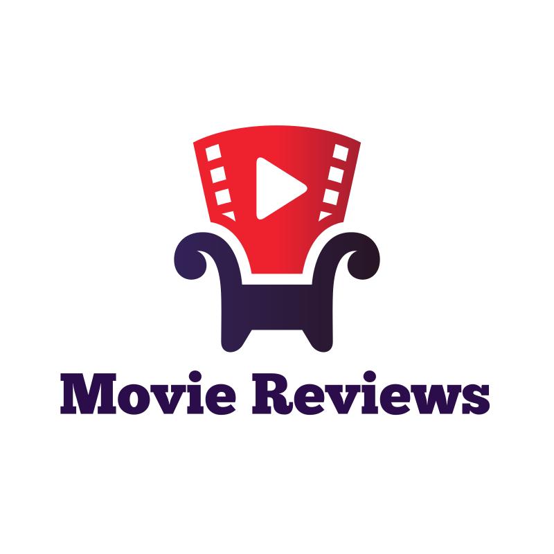 Movie Reviews YouTube Logo Design
