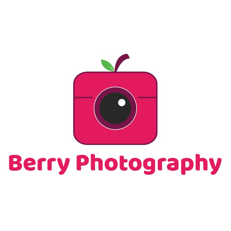 YouTube Photography Tutorials Logo Design