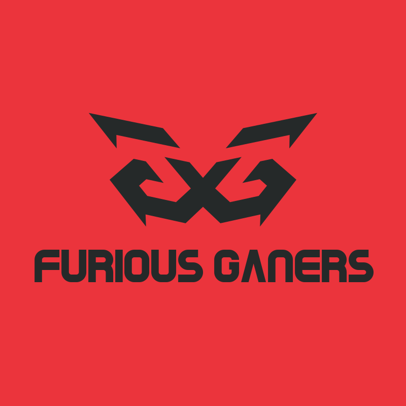YouTube Furious Gamers Logo Design