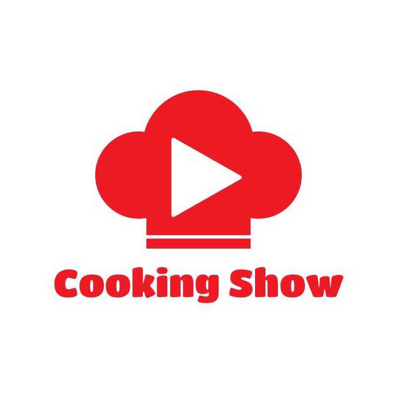 YouTube Cooking Show Logo Design