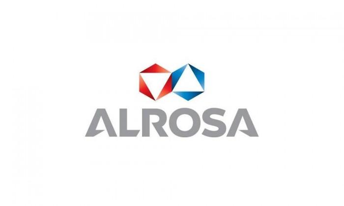 ALROSA Logo Design