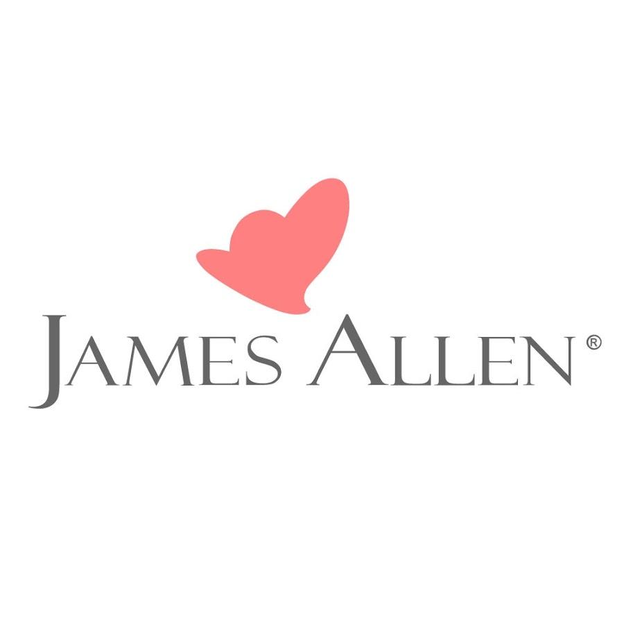 James Allen Logo Design