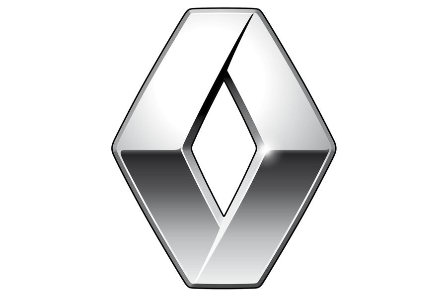 Renault Diamond Logo Design