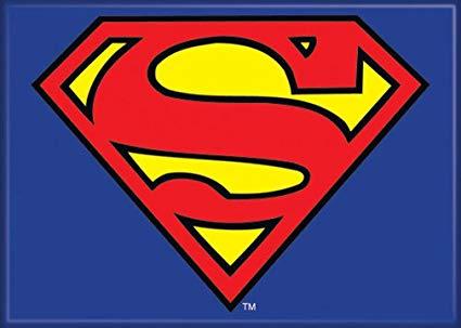 Superman Diamond Logo Design