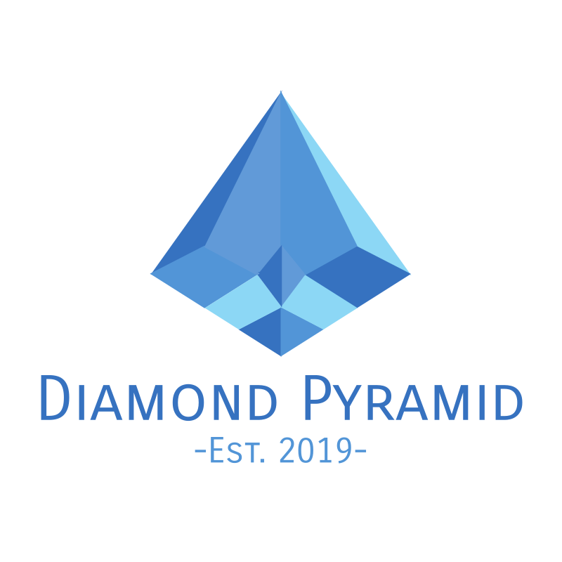 Diamond Pyramid Logo Design