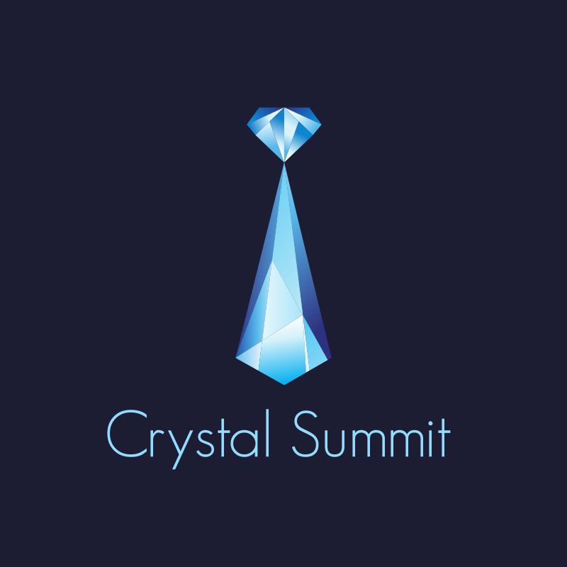 Crystal Summit Logo Design