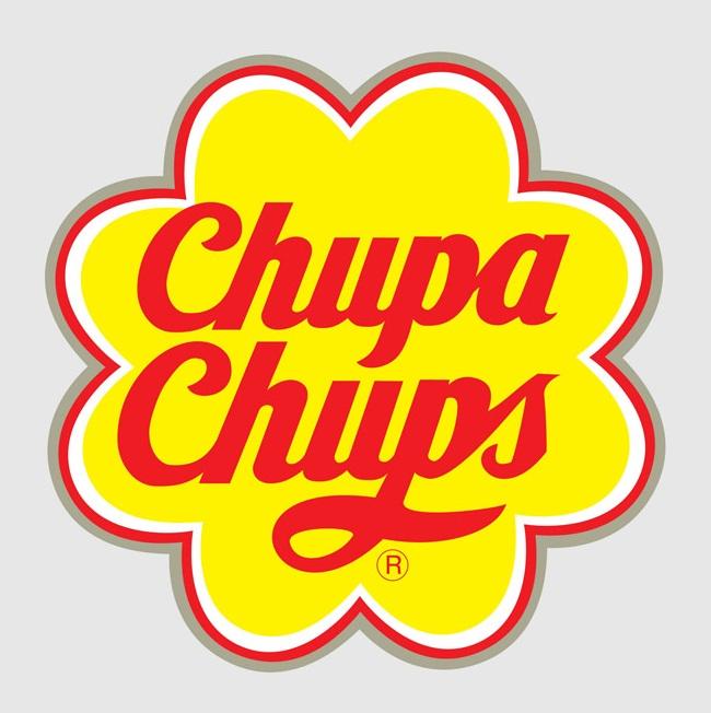 Chupa Chups Logo Design