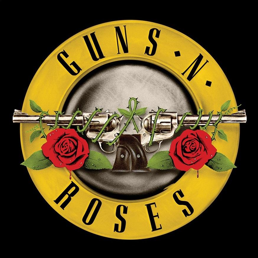 Guns N' Roses Logo Design