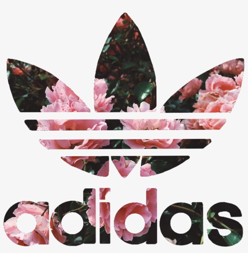 Adidas Floral Collection Logo Design