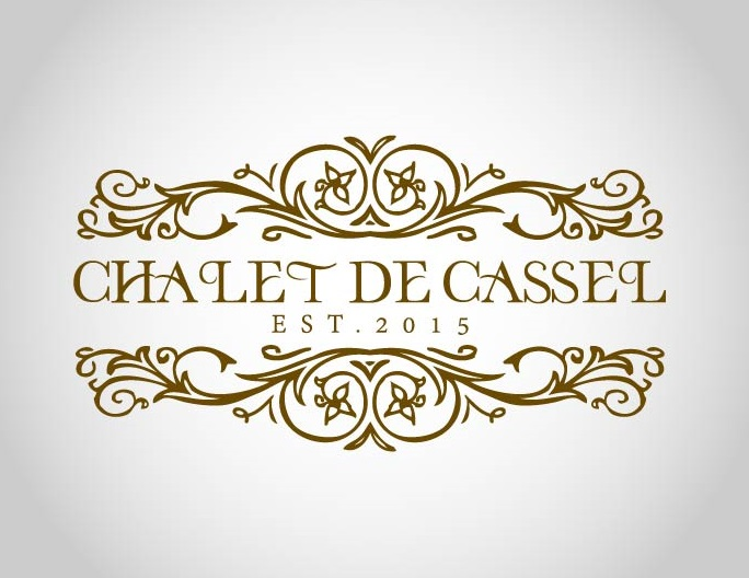 Chalet de Cassel Logo Design by 123DZigns