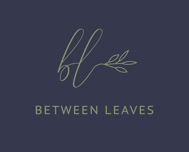 Typography & Leaves Logo Design by Kemi for a Flower Store