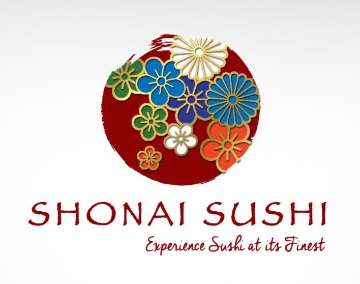 Shonai Sushi Logo Design by Khoo