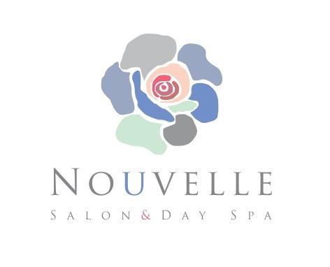 Flower Logo Design By Mandarina For A Beauty Salon & Spa
