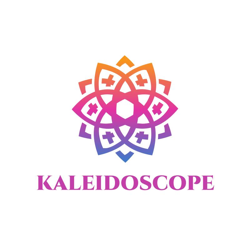 Kaleidoscope Logo Design