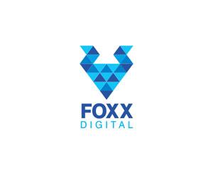 Fox Logo Design by Savitra
