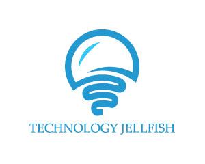 Jellyfish Logo Design by Eclipse42