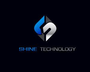 Shine Logo Design by Designplus