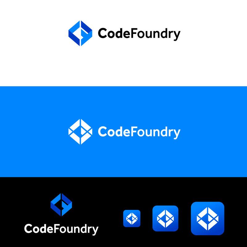 Square Logo Design by Anggerism