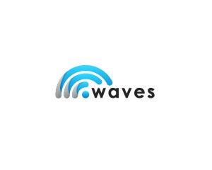 Wave Logo Design by Vorbies